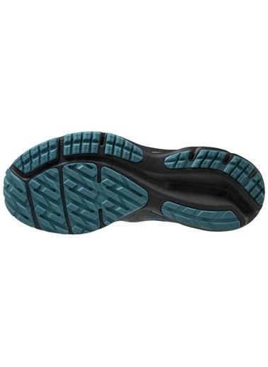 Mizuno Wave Rider TT 2 Erkek Koşu Ayakkabısı Mavi / Siyah Lacivert